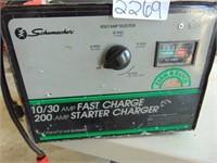 Schumacher 200A Starter/ Battery Charger