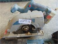 Bosch 24V Cordless Circular Saw, Reciprocating Saw