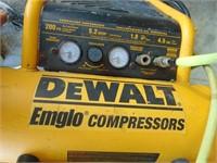 DeWalt 4.5G Air Compressor
