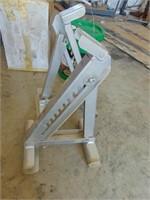 (2) Roof Jacks - Aluminum Qualcraft