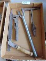 Monkey Wrenches + Other Tools