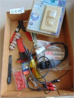 Assorted Electrical: Electrical Tester,