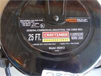 25 ft. Craftsman Reel Light