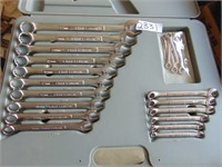 Set of Craftsman Metric Wrenches