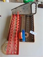 Socket Holders + Wrench Holders