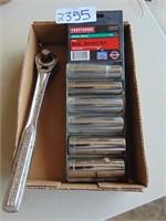 "Craftsman 1/2"" Deep Socket Drive"