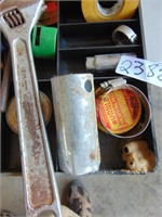 Assorted Tools w/ Tool Tray
