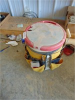 Tool Bucket Caddy w/ Contents
