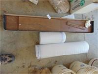 1/2 Box of Laminate Flooring + Under Lay Padding