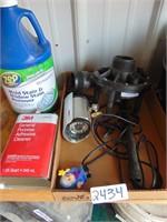 Lorex Security Camera, Spa Pump, Partials