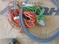 Work Light, Electrical Cord, Clothes Line Wire, +