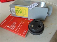 Zoeller Electrical Box + Parts