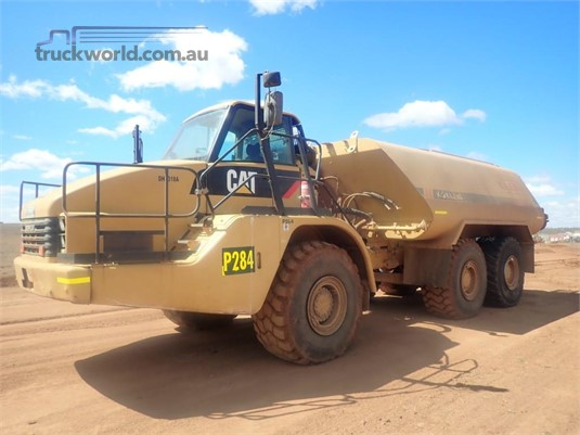 2008 Caterpillar 735 - Heavy Machinery for Sale