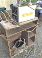 Hobart Handler 125 EZ wire welder, accessories,