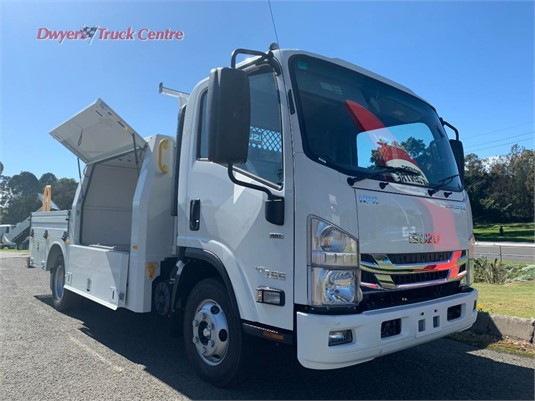 2019 Isuzu NPR 45/55 155 ServicePack Dwyers Truck Centre - Trucks for Sale