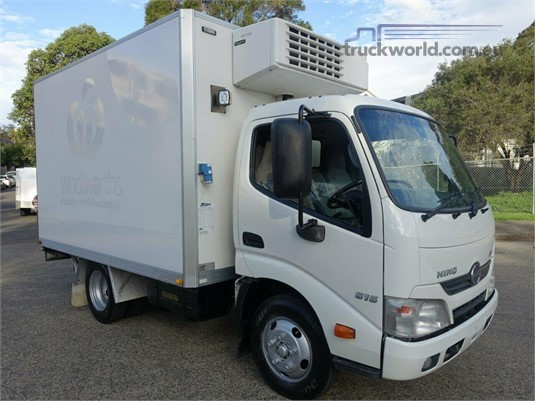2013 Hino 300 Series 616 IFS - Trucks for Sale