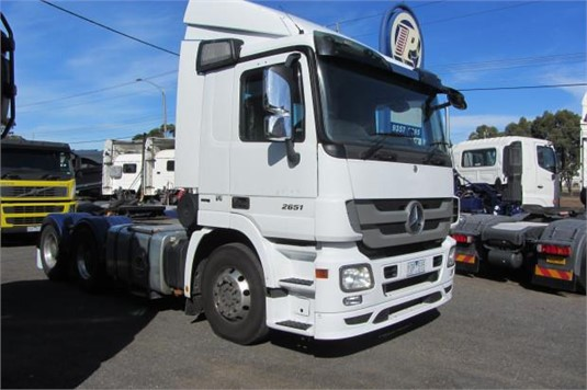 2011 Mercedes Benz other - Trucks for Sale