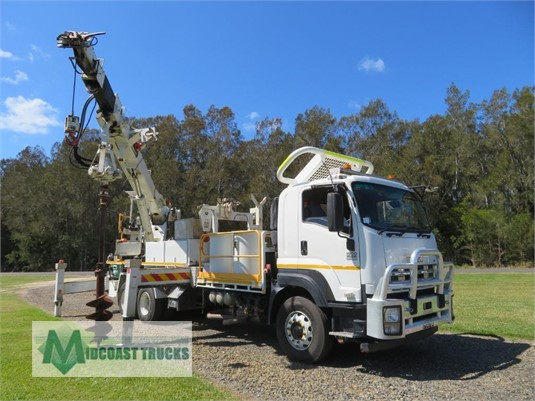 2013 Isuzu FXZ 1500 Midcoast Trucks - Trucks for Sale