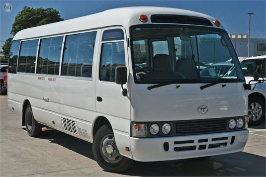 1996 Toyota Coaster Bus - Buses for Sale