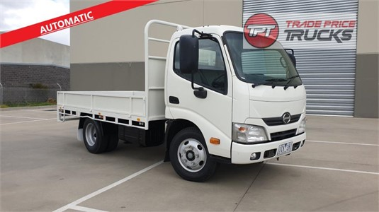 2014 Hino 300 Series 616 IFS Auto Trade Price Trucks - Trucks for Sale