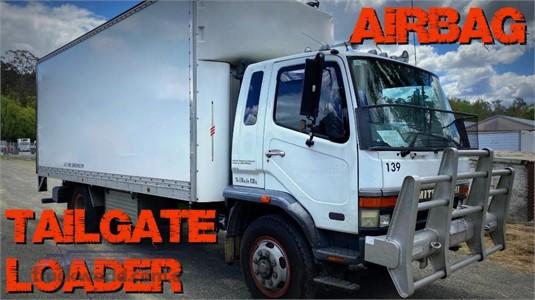 1995 Fuso FK617K Southern Star Truck Centre Pty Ltd - Trucks for Sale