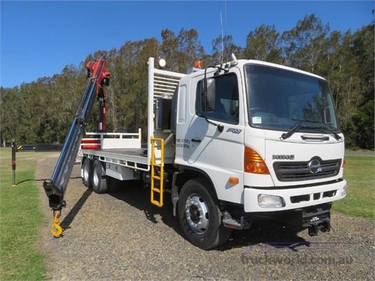 2007 Hino FM2630 - Trucks for Sale
