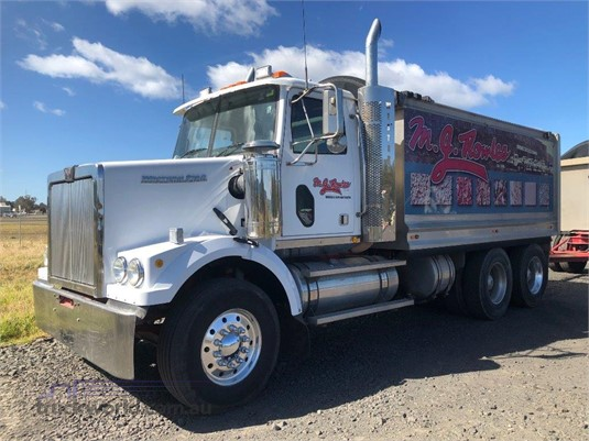 2006 Western Star 4800 Series Hills Truck Sales - Trucks for Sale