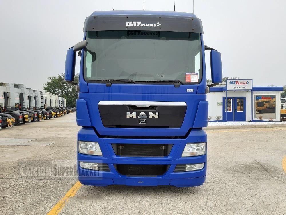 MAN TGX18.440 used 2011