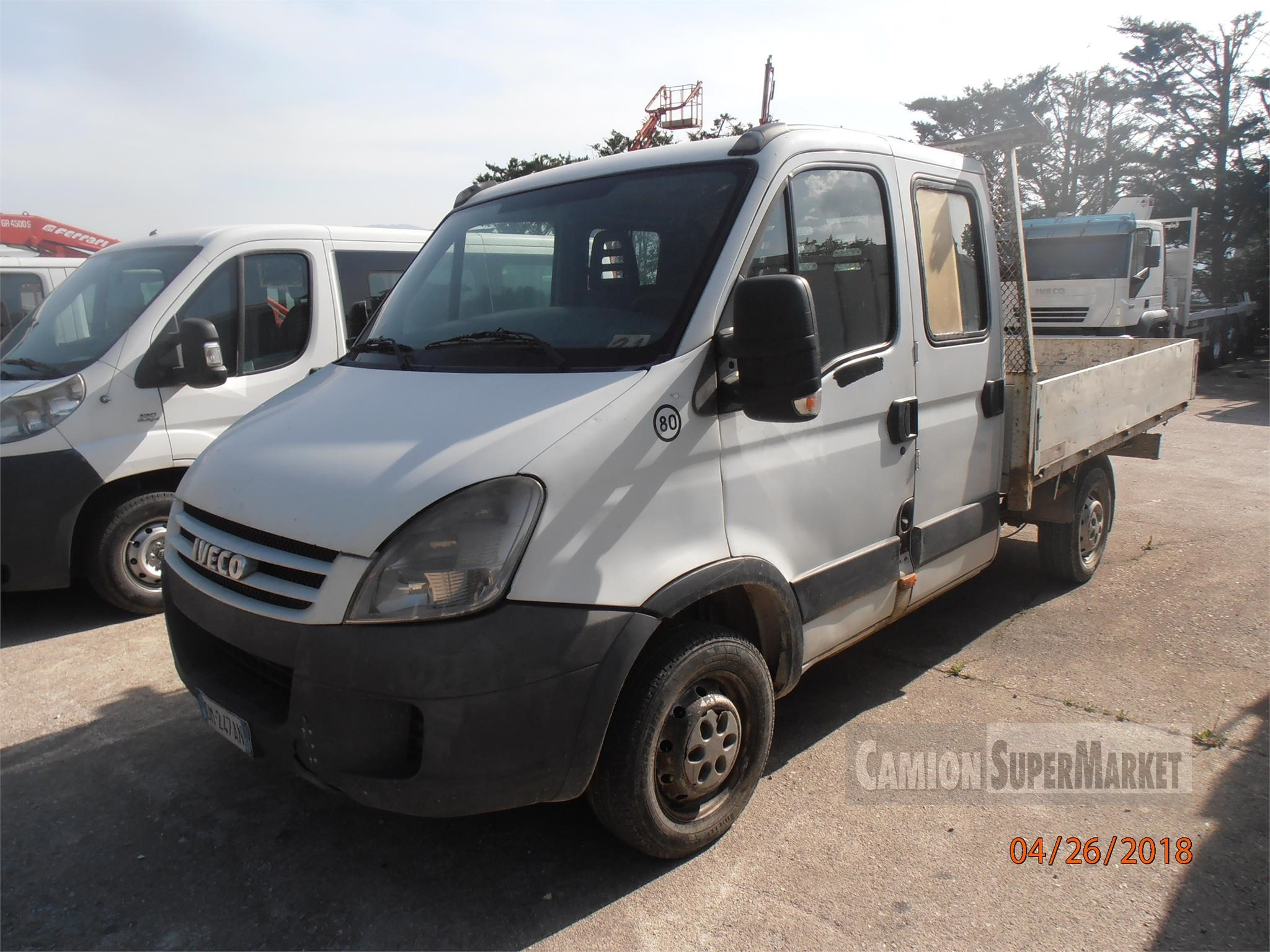 Iveco DAILY 35C10 used 2009