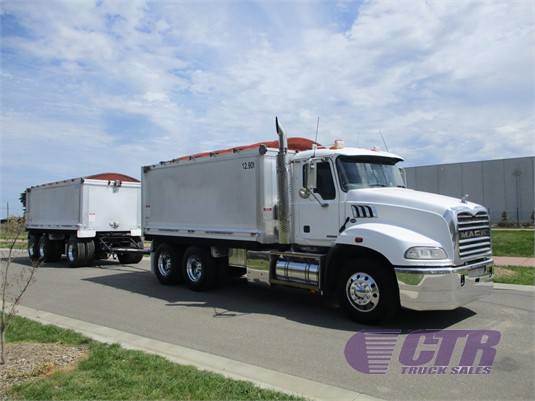2012 Mack Granite CTR Truck Sales - Trucks for Sale