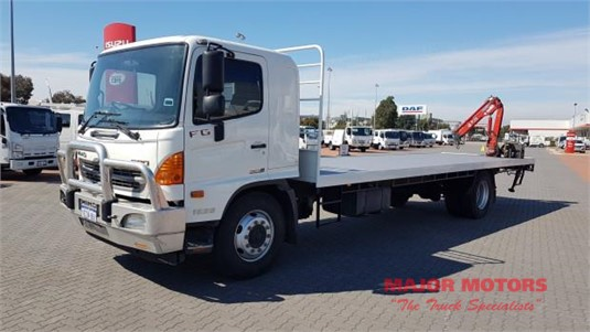 2012 Hino 500 Series 1628 FG Major Motors  - Trucks for Sale