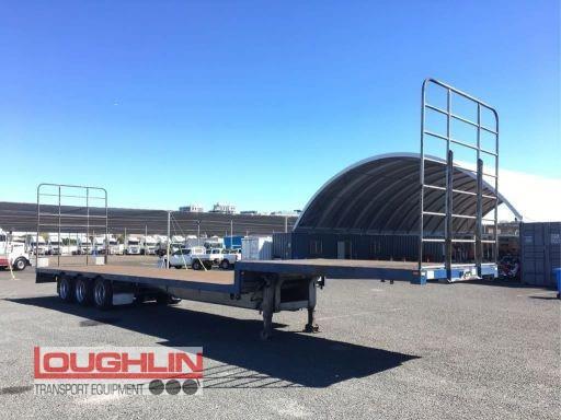 1999 Topstart Drop Deck Trailer Loughlin Bros Transport Equipment - Trailers for Sale