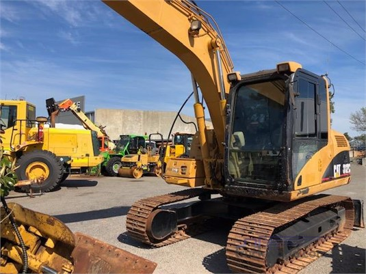 2012 Caterpillar 312C - Heavy Machinery for Sale