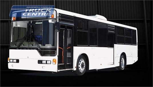 Fuso MP37 City Bus MWB Low Floor 6 sp Auto