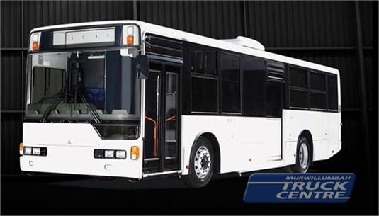 Fuso MP37 City Bus SWB Low Floor 6 sp Auto