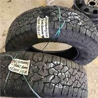 Vema & City of Winnipeg - Tires
