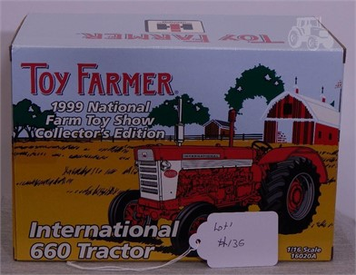 Ertl Case Ih 660 Diesel Other Items For Sale In Illinois 1