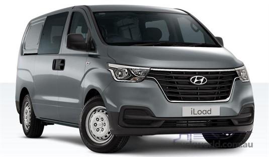 Hyundai iload 2.5 CRDi Manual Crew Van CVTS