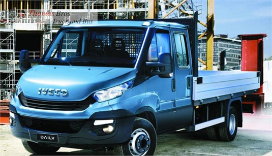 Iveco Daily 70C17 Dual Cab 4350mm
