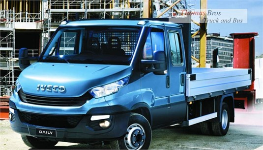 Iveco Daily 70C17 Dual Cab 4100mm