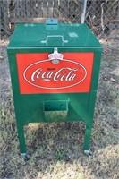 Coca-Coal Store Display Box