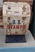 Metal U.S Stamps Machine