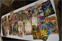 Large Group Comic Books