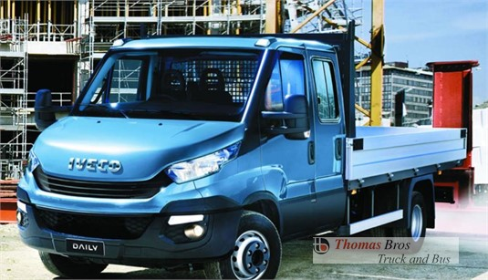 Iveco Daily 50C17 Dual Cab 4100mm
