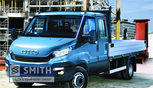 Iveco Daily 50C17 Dual Cab 3450mm