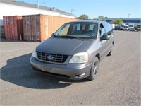 OCTOBER 9TH - ONLINE/LIVE VEHICLE AUCTION