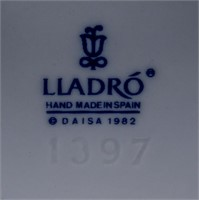 """Retired Lladro Figurine """"Second Thoughts"""" 1397"""