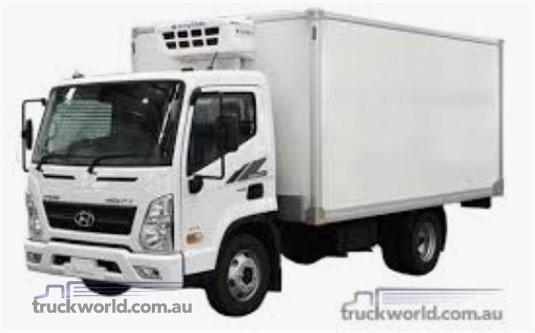 Hyundai EX6 Refrigerated Pantech