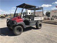 October 26 Clint,Tx Consignment Live Auction