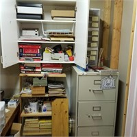 Office Supplies, Paper, Pens, Staplers, Parts